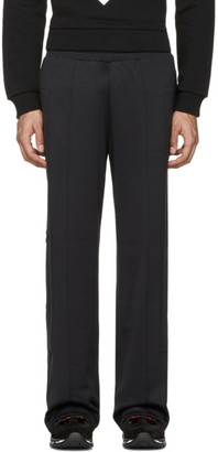 Givenchy Black Track Pants $995 thestylecure.com