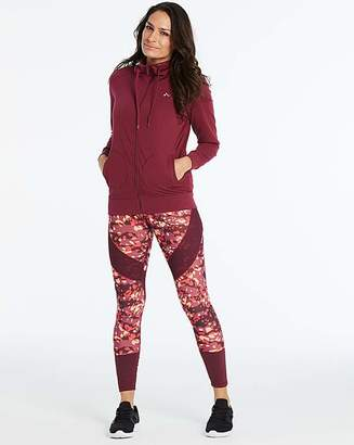 Only Play Saffron AOP Training Tights