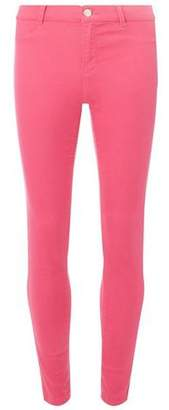 Dorothy Perkins Womens Bright Pink 'Frankie' Super Skinny Ankle Grazer Jeans