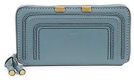 Chloé Women's Leather Zip-Around Wallet