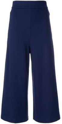 Tibi wide leg trousers