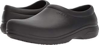 Crocs On The Clock Work Slipon Medical Professional Shoe