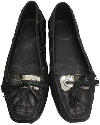 Christian Dior Leather flats