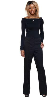 Co S.C. & Canada's Perfect Wide Leg Boot Cut Pant with Tummy Control
