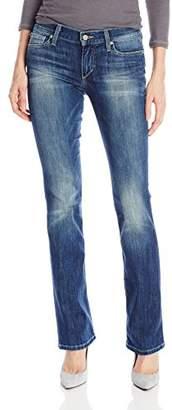Joe's Jeans Women's IT7LRL5805 Petite Boot Cut Jeans