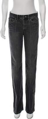 Marc Jacobs Mid-Rise Jeans