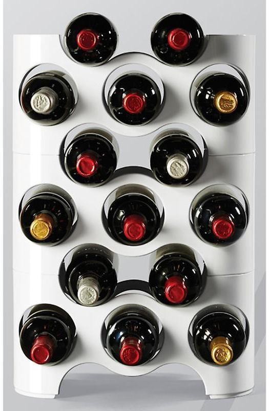 Umbra Napa Wine Rack White