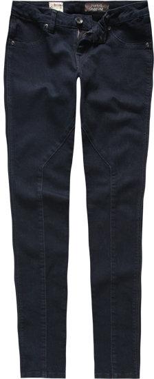 VOLCOM Pistol Legging Fit Womens Jeans