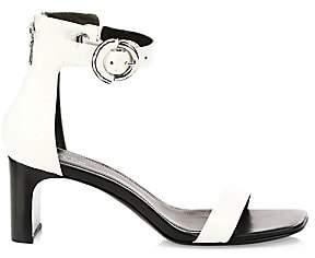Rag & Bone Women's Ellis Leather Mid-Heel Sandal