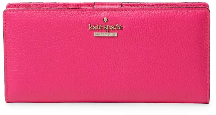 Kate Spade New York Women's Jackson Street Large Stacy Long Wallet