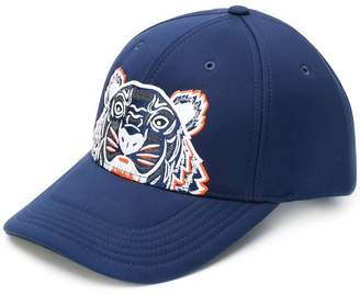 Kenzo Tiger embroidered cap
