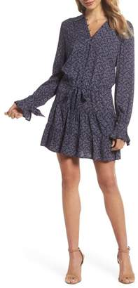 Paige Denisa Flounce Dress