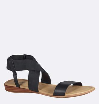 4511dd16ff23 Avenue Riley Criss Cross Stretch Sandal