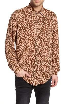 Victoria's Secret The People Stevie Regular Fit Shirt