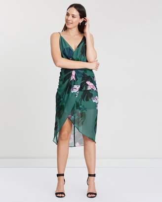 Cooper St Lagoon Drape Dress