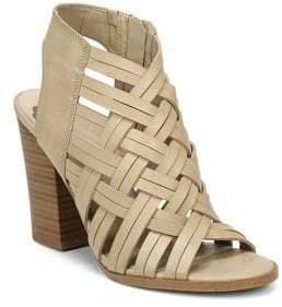 Fergalicious Vibe Zip Sandals