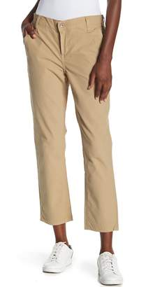 Big Star Avery Cropped Boyfriend Chinos