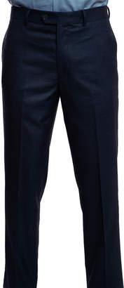 English Laundry Men's Wide Lapel Two-Piece Suit, Navy