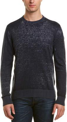 Splendid Mills Kruse Cashmere-Blend Sweater