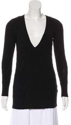 Ralph Lauren Wool Long Sleeve Sweater
