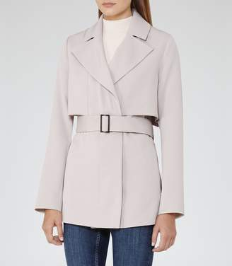Reiss Vance Cropped Mac