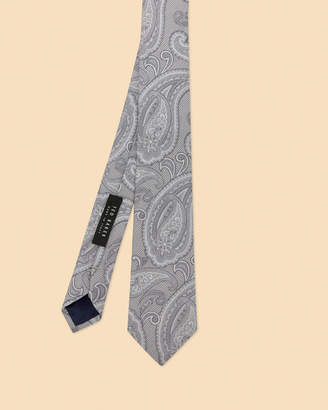 Ted Baker FALCAO 7cm silk paisley tie