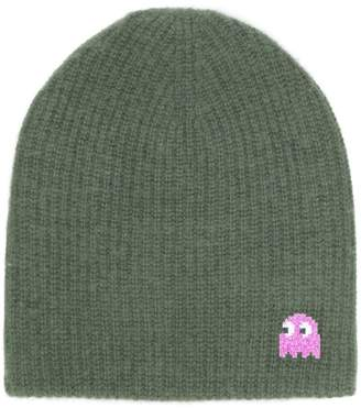 Warm-Me Harry monster patch beanie