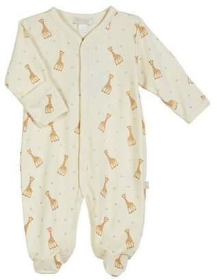 Kissy Kissy Sophie Giraffe Footie Playsuit, Size Premie-6M