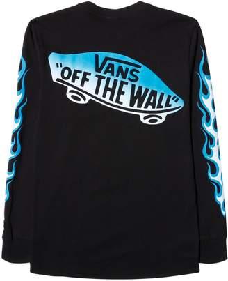Vans Vault By x WTAPS Flame L/S Tee