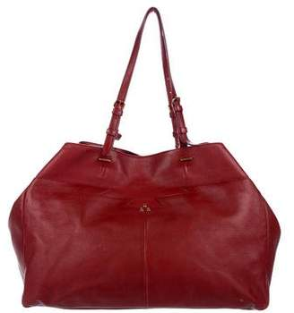 Jerome Dreyfuss Leather Maurice Bag
