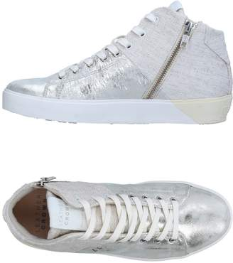 Leather Crown High-tops & sneakers - Item 11327652