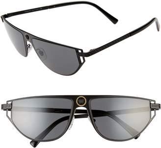 Versace 57mm Cat Eye Sunglasses