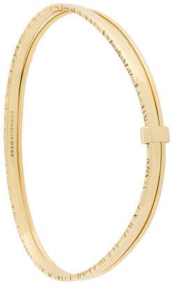 Cornelia Webb Double Bangle bracelet
