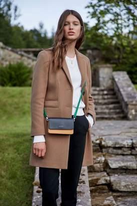 Jack Wills Chelsea Wool Blend Overcoat