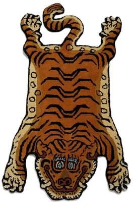 LITTLE UNION TOKYO 【DETAIL】D Tibetan Tiger Rug DTTR-01/Large