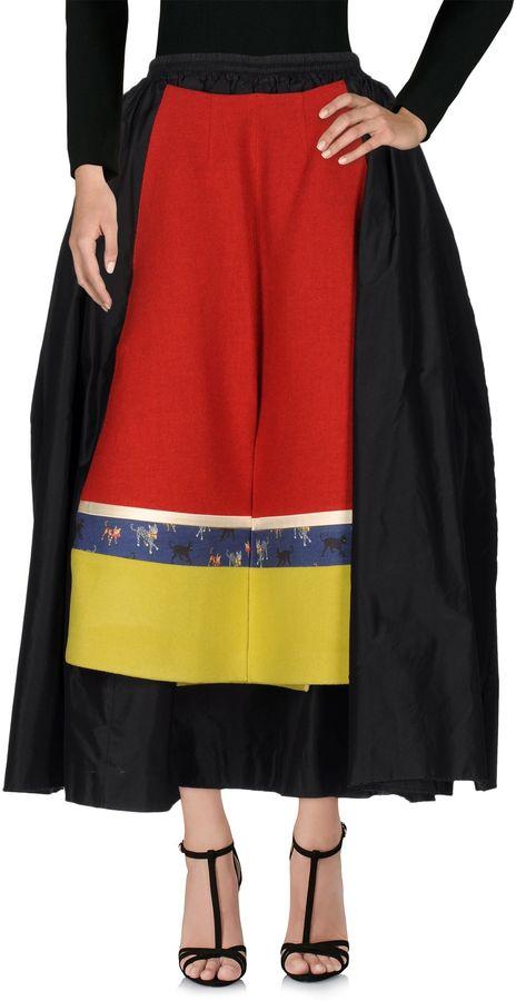 UndercoverUNDERCOVER Long skirts