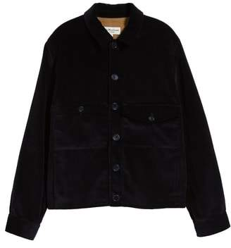 YMC Corduroy Stretch Shirt Jacket