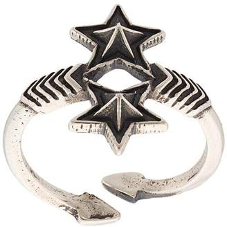 Sanderson Cody adjustable star ring