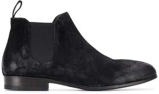 Marsèll distressed-effect low top boots