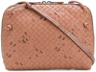 Bottega Veneta butterfly detail cross-body bag