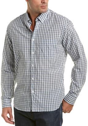 Billy Reid Rosedale Woven Shirt