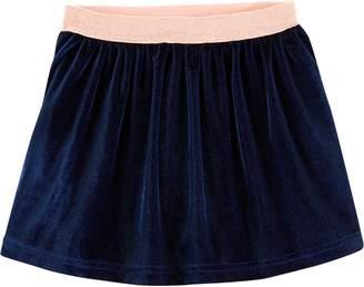 Carter's Baby Girl Velvet Skirt