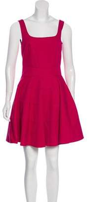RED Valentino Sleeveless Mini Dress