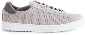Reiss Bradley Suede Sneakers