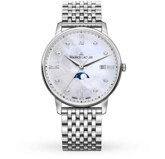 Maurice Lacroix ELIROS Moonphase Ladies 35mm