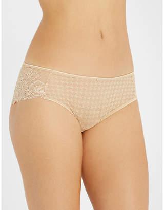 Panache Envy stretch-lace briefs