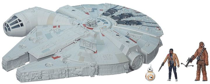 Hasbro Star Wars: Episode VII The Force Awakens Battle Action Millennium Falcon by Hasbro