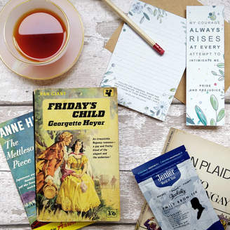 Bookishly Historical Romance Vintage Book Subscription