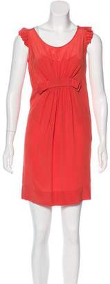 Stella McCartney Silk Sleeveless Dress w/ Tags