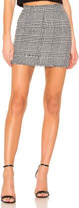 Lovers + Friends Arion Mini Skirt